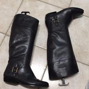 West 31st equestrian boot 5508 bridle Black sz 9